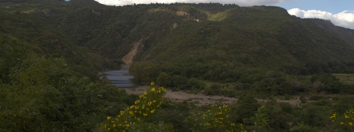 Nicaragua, Estelí. Canon de Somoto
