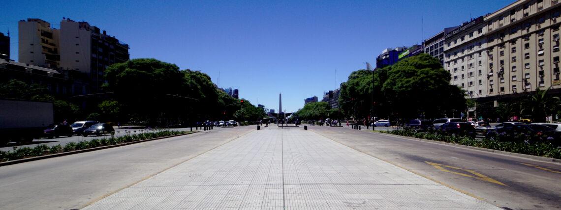 Buenos Aires, Recoleta, Plaza de Mayo